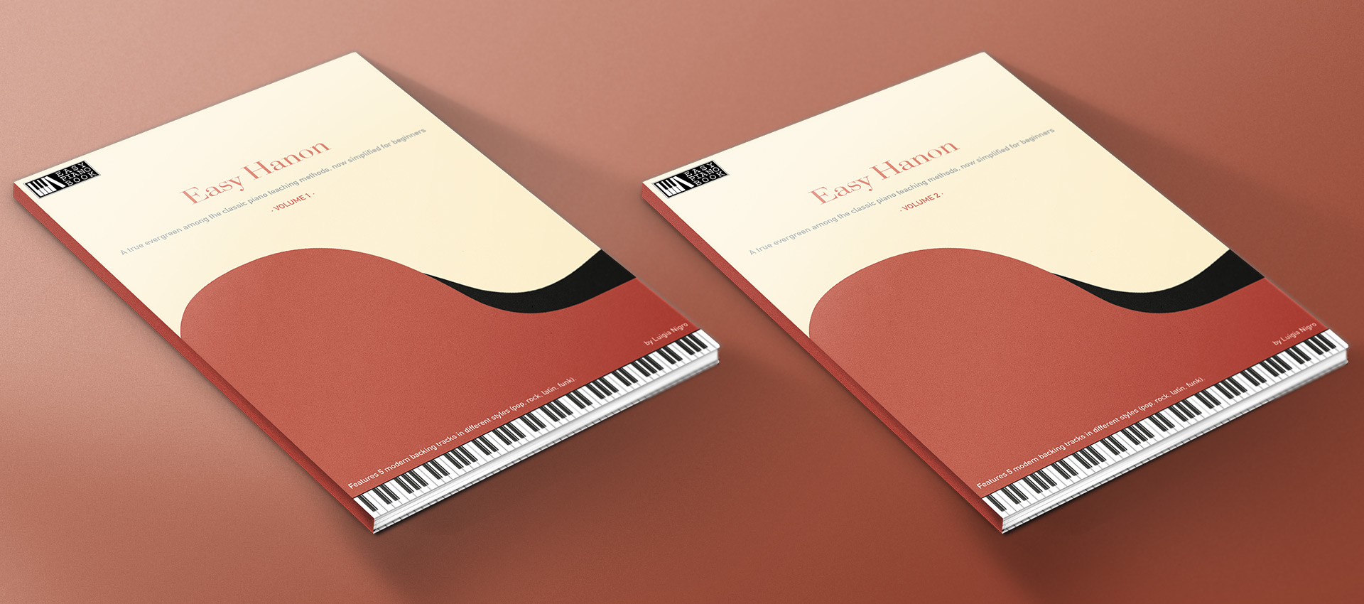 Easy Piano Book