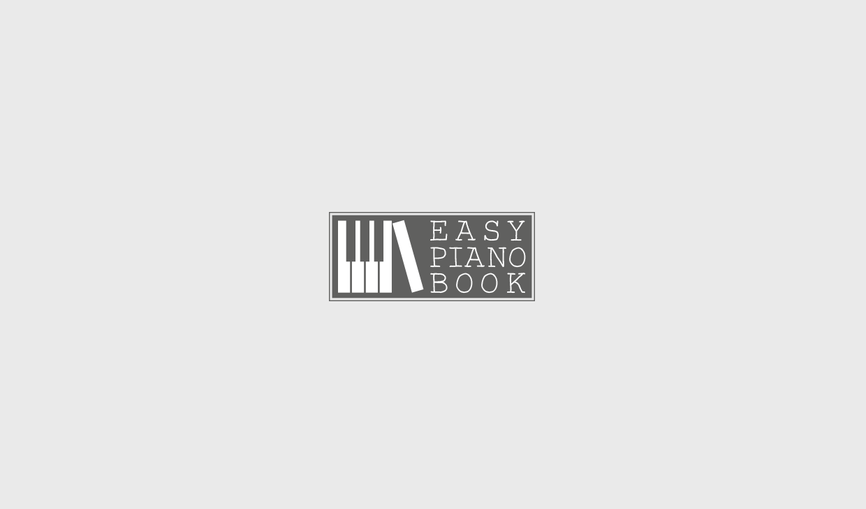Logo Collection - Easy Piano Book